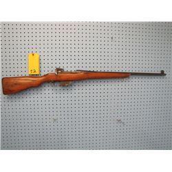 Ross rifle Canada M10 straight pull Bolt 303 sporterized