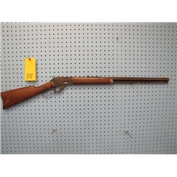 Marlin model 94 lever action 44 - 40 calibre stock looks repaired fore stock has missing wood not or