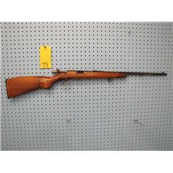 Globe firearms bolt action 22 long rifle NO CLIP
