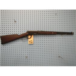 Winchester model 1894 lever action 30 WCF Win Express rear sight saddle ring Crescent butt approxima