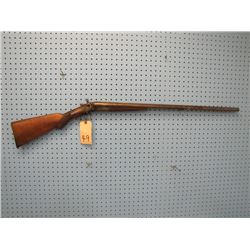 Henry Arms Company 12 gauge exposed hammers repair to stock possibly made in belgium