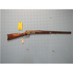 Winchester 1886 Special Order Nickel-Plated lever action 40 - 82 calibre 26 inch barrel ser # 109XXX