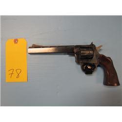 restricted-- Harrington and Richardson Model 9 3 9 revolver 22 long rifle 9 shot