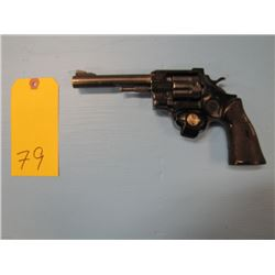 restricted-- Arminius hw5 revolver 22 long rifle 9 shot made in Germany