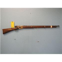 Swiss Army rifle bolt action 41 Swiss rimfire missing swivels