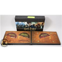 HARRY POTTER HOGWARTS COLLECTION 31 BLUE RAY