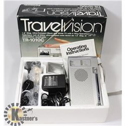 VINTAGE 1982 PANASONIC TRAVELVISION