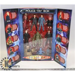 DOCTOR WHO 10 FIGURE GIFT SET SERIES 1