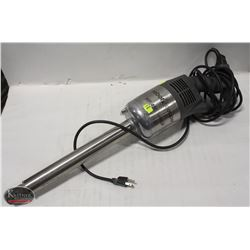 ROBOT COUPE MP 450 TURBO IMMERSION BLENDER W/ NO