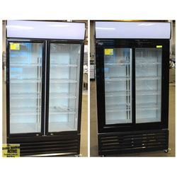 NEW COMMERCIAL UPRIGHT COOLERS