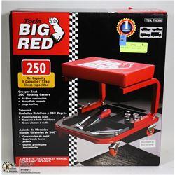 NEW BIG RED CREEPER SEAT