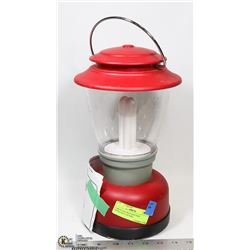 LARGE COLEMAN BATTERY OPERATED LANTERN