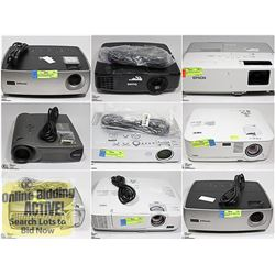 FEATURED PROJECTORS