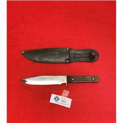 Original Vintage Bowe Knife, Saber Japan no.631