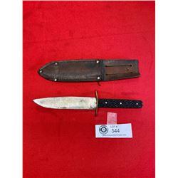 Vintage Knife with Sheath