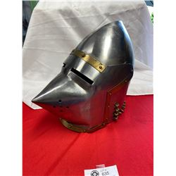 Medieval Hounkkull  Helmet Beautiful Reproduction