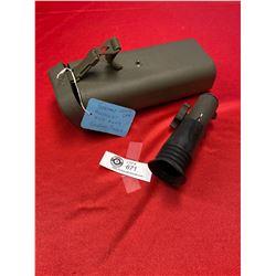German Hensolddt Sud 2.6x13 Sniper Scope Original Case