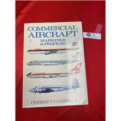 Commercial Aircraft Hardcover Book
