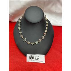 Very Good Quality 1930's Austrian Crystal Necklace