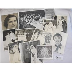 10 Vintage Wedding and Other Photos