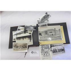 Photo Album & Vintage Photos