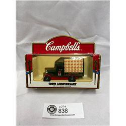 Campbell's 100th Anniversary Die Cast NIB 1997