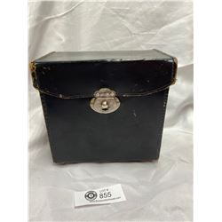 Early Vintage Leather Photo/Camera Case 1910-20