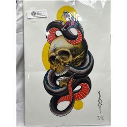 Tattoo Artist Picture