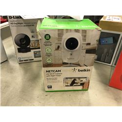BELKIN NETCAM HOME NETWORK CAMERA