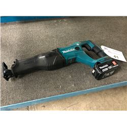 MAKITA RECIPROCATING SAW WITH BATTERY