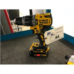 """DEWALT 1/2"""" CORDLESS HAMMER/IMPACT DRILL WITH BATTERY"""