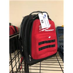 MILWAUKEE PACKOUT TOOL BACKPACK