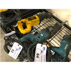 MAKITA CORDED RECIPROCATING SAW