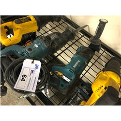 MAKITA CORDED CONCRETE HAMMER DRILL, MODEL HR2641