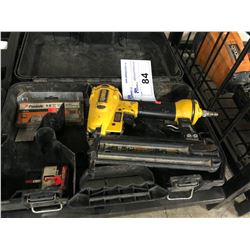 DEWALT 18 GA PNEUMATIC FINISHING NAILER