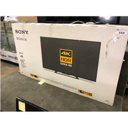 "SONY BRAVIA 60"" 4K ULTRA HD TV, X690E"