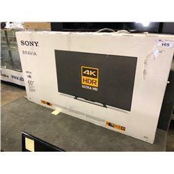 "SONY BRAVIA 60"" 4K ULTRA HD TV, X690E"