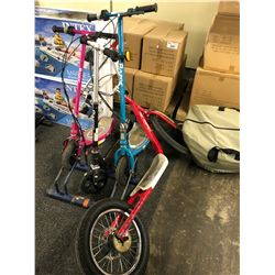 4 SCOOTERS INC. 3 RAZOR ELECTRIC SCOOTERS, CONDITION UNKNOWN