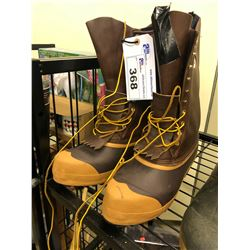 WHITE'S PACS BOOTS, SIZE 13