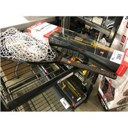 EAGLE CLAW TRAVEL ROD AND NET