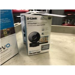 D-LINK WI-FI NETWORK CAMERA