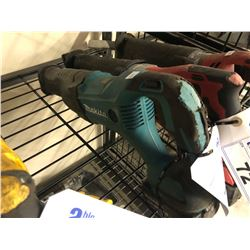 MAKITA CORDLESS 18V RECIPROCATING SAW WITH BATTERY