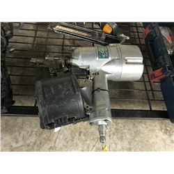 "HITACHI 2""-3 1/2"" PNEUMATIC COIL NAILER"