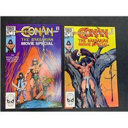 CONAN THE BARBARIAN MOVIE SPECIAL COMIC