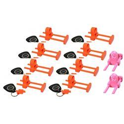 10 x ACU Econo Locks
