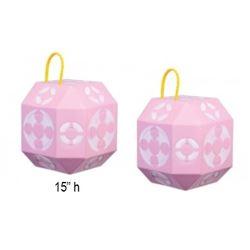 2 x Rinehart 18 -1 Pink Targets