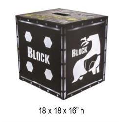 1 x Block Vault Target