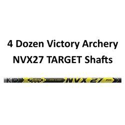 4 Doz NVX27 V1 200 Shafts
