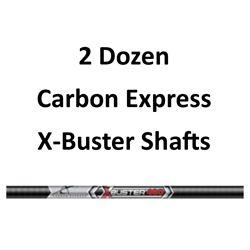 2 Doz. X-Buster Shafts
