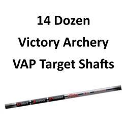 14 Doz. VAP Target V6 800 Shafts